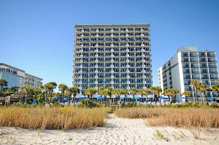 Myrtle Beach Will Keep Your Family Entertained And When You Vacation At The Boardwalk Resort On North Ocean Boulevard Everything Is Within Easy